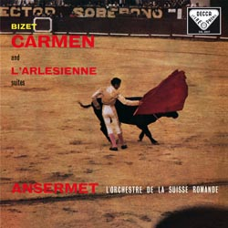 Bizet: Carmen and L'Arlésienne Suites