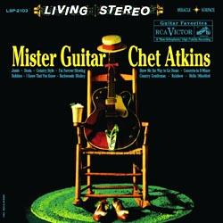 Chet Atkins: Mister Guitar