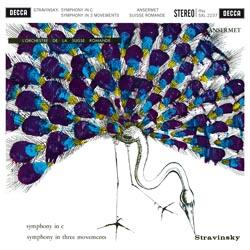 Stravinsky: Symponies
