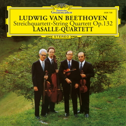 Beethoven: String Quartet, Op. 132