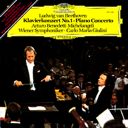 Beethoven: Concerto for Piano and Orchestra No.1