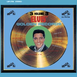 Elvis Presley: Golden Records Vol. 3