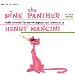 Henry Mancini: The Pink Panther