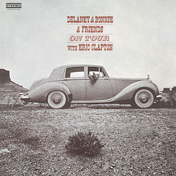 Delaney & Bonnie & Friends With Eric Clapton: On Tour