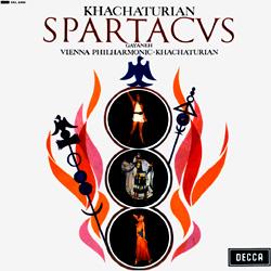 Khachaturian: Spartacus, Gayneh
