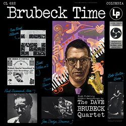 The Dave Brubeck Quartet: Brubeck Time