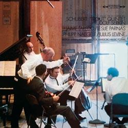 Schubert: Trout Quintet