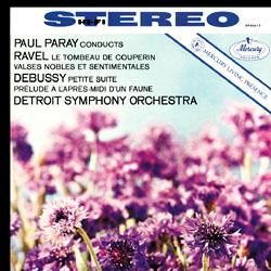 Debussy: Prélude à l'Après-midi d'un faune / Ravel: Valses nobles et sentimentales