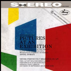 Moussorgsky: Pictures At An Exhibition (orginal and orchestral version)