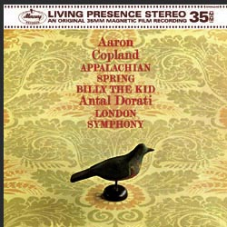 Copland: Appalachian Spring, Billy the Kid