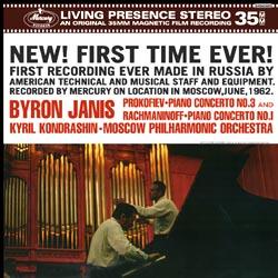 Prokofiev: Piano Concerto No. 3 / Rachmaninov: Piano Concerto No. 1