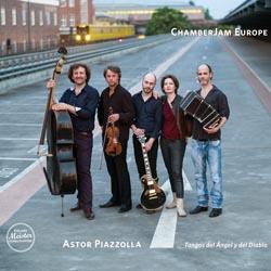 Astor Piazzolla: Tangos del Ángel y del Diablo