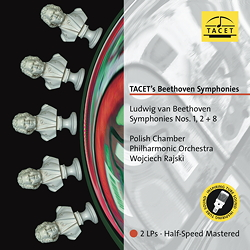 Beethoven: Symphonies Nos. 1, 2 & 8