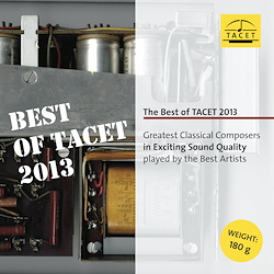 The Best Of Tacet 2013