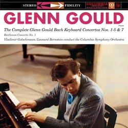 Glenn Gould: The Bach Keyboard Concertos