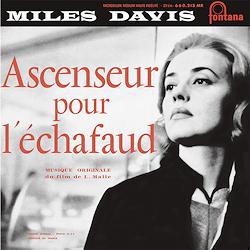 """Miles Davis: Ascenseur pour l'échafaud (10""""-version)"""
