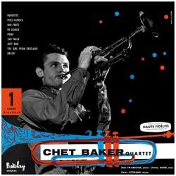 Chet Baker Quartet: Featuring Dick Twardzik