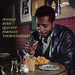 Donald Byrd Quintet: Parisian Thoroughfare
