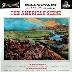 Mantovani: The American Scene