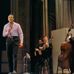"""Harry Belafonte At Carnegie Hall"", the audiophile classic par excellence, at last available again."